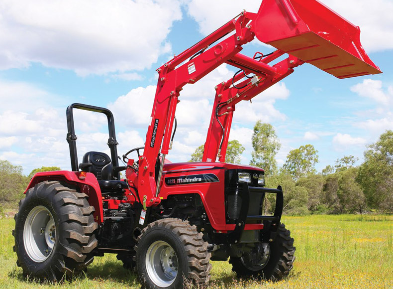4025 2wd 4wd Series Mahindra Agriculture